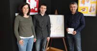 El papel hecho arte, por Fernández, Torres y Farelo