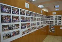 Completísima exposición fotografía del 50 Aniversario del IES Padre Juan de Mariana