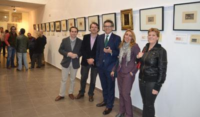 Javier Gallego acerca el arte de Goya a la vecina Calera y Chozas