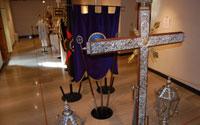 Para conocer al detalle los elementos materiales de la Semana Santa talaverana