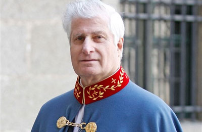 El Duque de Alba inaugurar� una exposici�n de Alberto Romero sobre Cayetana Fitz-James Stuart en Talavera
