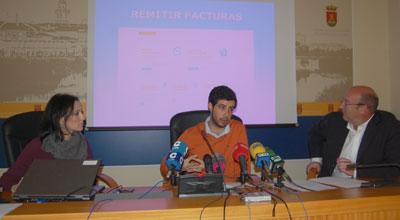 El Ayuntamiento de Talavera pone en marcha la facturación electrónica