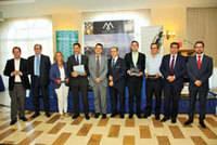 Caja Rural Castilla-La Mancha patrocin� un a�o m�s los Premios Cornicabra de la D.O. �Montes de Toledo�