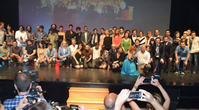 La II edición de los Premios Pávez deslumbra y se consolida en el sector del séptimo arte