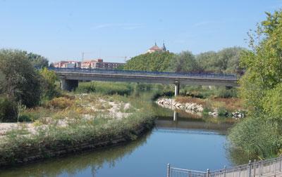 Ayuntamiento y Delegación del Gobierno ultiman un convenio para reponer las farolas del Puente del Príncipe