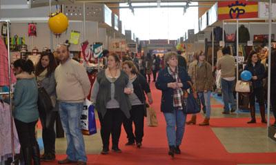 Casi 10.000 visitantes en la décima edición de la Feria del Stock