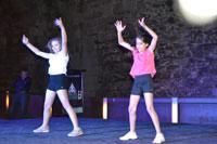 La V edición del Festival de Danza y Artes Escénicas puso la guinda con el certamen de coreografías
