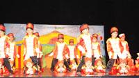 Gran espectáculo inspirado en el circo a cargo del colegio 'San Ildefonso'