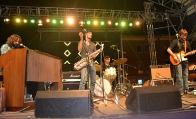 El jazz volvió a tomar la Plaza del Pan en la 13ª edición del Festival 'Ciudad de Talavera'