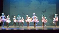 La Escuela de Rosa María Loaisa muestra su potencial de danza de la mano de los sueños