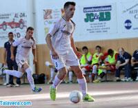 'Churrero', jugador procedente del Calera FS, se incorpora al FS Talavera