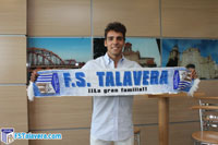 """Nacho Gil: """"Para mí es un orgullo volver a mi casa y jugar en el equipo de mi ciudad"""""""