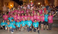 Los nacidos en 1965 en Gamonal celebran su medio siglo de vida por todo lo alto