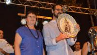 El barrio 'El Carmen' inicia su semana festiva con el pregón de Alberto Paniagua
