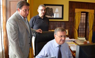 García-Tizón lidera la gestión automatizada de expedientes en la Diputación de Toledo