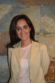 Flora Bellón, presidenta del Patronato rector de la UNED de Talavera