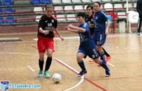 El FS Talavera Femenino perdió pero no fue inferior al FSF Urda