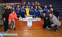 La plantilla del FS Talavera le pone