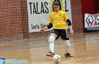 El FS Talavera juvenil obtiene un punto que le sabe a poco ante el Nara