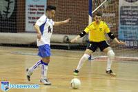Otra derrota en casa que aleja de los puestos de arriba al Soliss FS Talavera Juvenil
