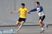 Soliss FS Talavera volvió a los entrenamientos tras su semana de vacaciones