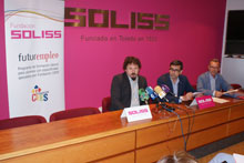 La Fundación SOLISS mejorará la empleabilidad de 40 jóvenes con especificidad con 40 becas Futurempleo y el apoyo de CIEES