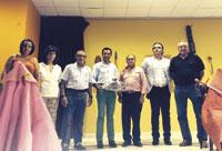 'El Fundi' triunfó en las charlas taurinas de Cervera de los Montes