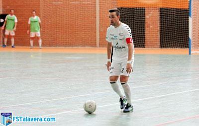 El FS Talavera se complicó más de lo previsto en Alcorcón