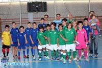El Soliss Fútbol Sala Talavera confraternizó con el Toleball Sala