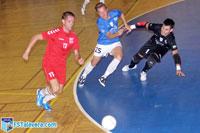 El FS Talavera aprueba un gan test al vencer al Navalmoral FS