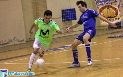 Un Soliss FS Talavera sin alma firma su peor partido del curso