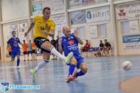 El FS Talavera cae ante el Valdepeñas pero deja una magnífica sensación en su juego