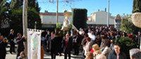 Gamonal abarrotó la Iglesia para venerar a la Virgen de las Candelas