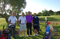 Disputada la sexta prueba del IX Ranking Palomarejos Golf 2015