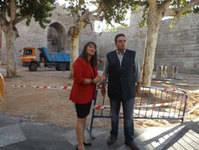 Ganemos denuncia la �falta de visi�n integral de la ciudad� del Gobierno de Talavera