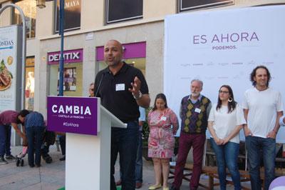 """García Molina: """"las elecciones de este año son un partido de ida (24M) y vuelta (generales en otoño)"""""""