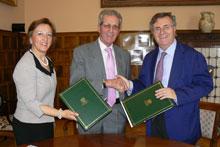 García-Tizón manifiesta su apoyo al 50 aniversario de la Vuelta Ciclista a Toledo