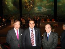 Globalcaja, reconocida por la Real Fundación de Toledo por su apoyo a la conmemoración del Greco