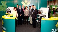 Globalcaja asiste a la inauguración de CapraEspaña en Talavera