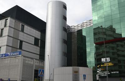 Globalia recurre ante los Juzgados para no pagar el IBI de las oficinas junto a la Estación