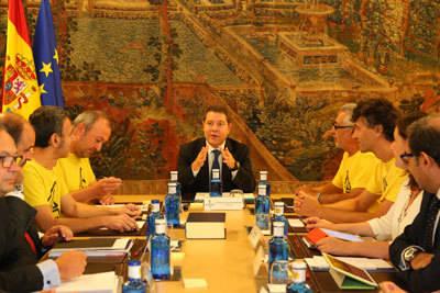 El Gobierno de Castilla-La Mancha prepara una Ley para prevenir el 'fracking'