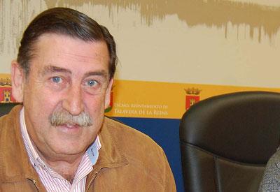 Fallece el Alcalde de Talavera, Gonzalo Lago Viguera