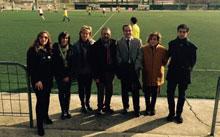 El subdelegado del Gobierno en Toledo, José Julián Gregorio, asiste al XIV Memorial José Ángel de Jesús Encinas