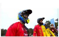 Gran papel de Gustavo y Alejandro Alcojor en la Copa de Europa de BMX de Zolder