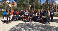 El 'Cristóbal Colón' organiza una gymkana urbana por Talavera a través de WhatsApp