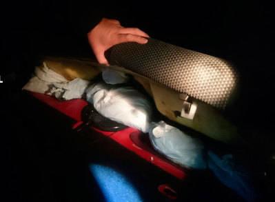 Detenido en Tembleque con seis kilos de hachís