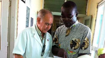 El hermano Miguel Pajares está infectado tras dar positivo en las pruebas de ébola