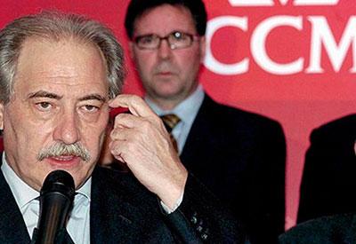 El juez Ruz impone una fianza de 138 millones de euros a Hernández Moltó y Ortega por la crisis de CCM