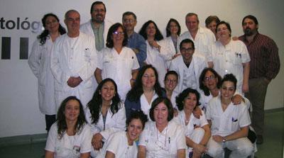El Hospital de Ciudad Real participa en un proyecto europeo que contribuirá a mejorar el diagnóstico del cáncer