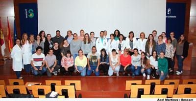 El Área Integrada de Talavera conciencia de la importancia de la higiene de manos para la prevención de enfermedades